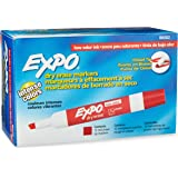 Expo 2 Low-Odor Dry Erase Markers, Chisel Tip