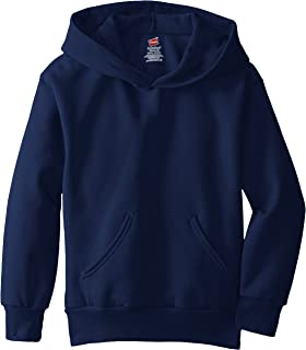 Hanes Big Boys' Eco Smart Fleece Pullover Hood