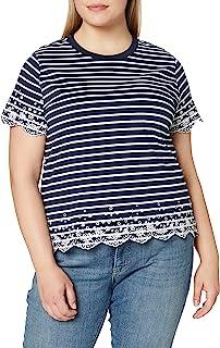 Superdry 极度干燥 女士夏季船舶 T 恤上衣