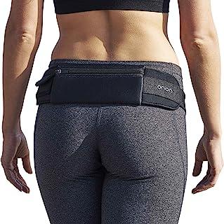 Mind and Body Experts The Belt of Orion - 可调节、防水跑步/旅行腰带、腰包/腰包 - 携带手机、护照、钱和日常必备品