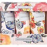 Vintage & Co Patterns and Petals迷你护手霜,30 毫升,3 件装