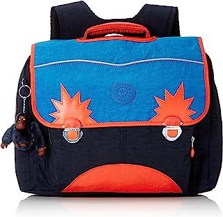 Kipling 凯浦林 - INIKO - 中号书包 Blue Orange Bl Blue Orange Bl