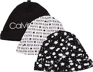 Calvin Klein 婴儿中性帽,多件装