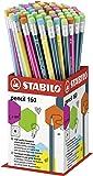 STABILO 160 HB 石墨铅笔带橡皮擦 TIP