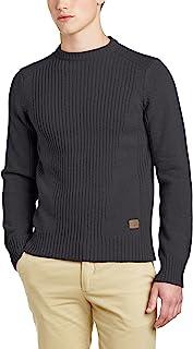 SCHOTT NYC 男式 plmilford 4圆领套衫