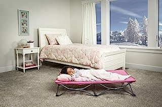 Regalo My Cot 便携式幼儿床,包括床单,粉色