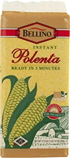 Bellino Instant Polenta, 17.6 Ounce Packages (Pack of 12)