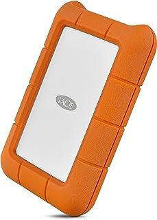 LaCie 莱斯 Rugged USB 3.0 迷你磁盘便携式硬盘 5TB