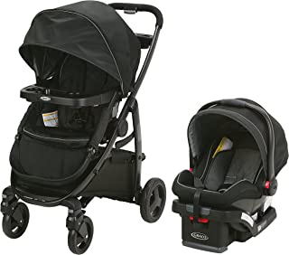 Graco 葛莱 Modes 旅行系统   包括模式婴儿车和 SnugRide SnugLock 35 婴儿汽车座椅,Dayton