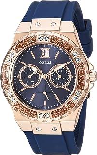 GUESS 女式不锈钢*硅胶手表