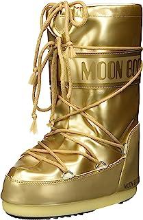 Moon-boot 男女通用 Vinile Met 儿童雪地靴