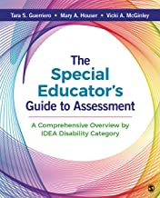 The Special Educator′s Guide to Assessment: A Comprehensive Overview by IDEA Disability Category (English Edition)