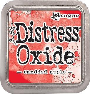 Ranger Candied Apple 防氧化墨水垫,塑料,红色,7.5 x 7.5 x 1.9 厘米
