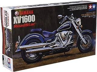 TAMIYA 田宫 1/12 摩托车系列 塑料模型 No.80 ヤマハ XV1600 ロードスター