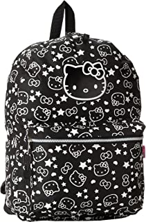 FAB Starpoint Big Girls'  Hello Kitty 16 Inch Glow In The Dark Backpack