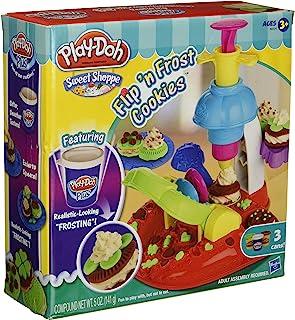Hasbro 孩之宝 Play-Doh 培乐多 奶油曲奇制作机 彩泥工具套装 A0320