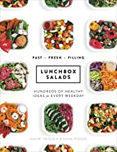 Lunchbox Salads: Recipes to Brighten Up Lunchtime and Fill You Up (English Edition)