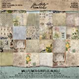 Wallflower Paper Stash 由 Tim Holtz Idea-ology 设计