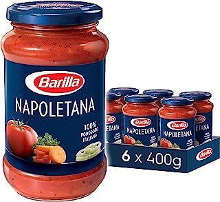 Barilla Napoletana Sauce 400g (Pack of 6)