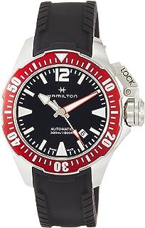 [HAMILTON]HAMILTON 手表 卡其色 *蓝 机械式自动上弦 H77725335 男士 【正规商品】