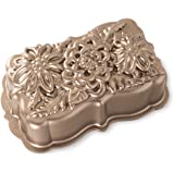 Nordic Ware 93148 野花 Loaf Pan, One, Copper