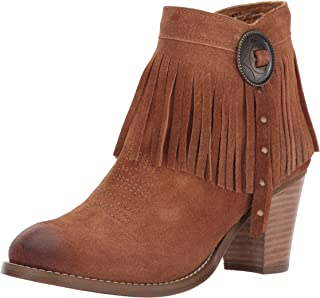Ariat 女士 Unbridled Avery 工作靴