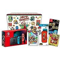 """""""任天堂Switch 假日礼品套装"""" Paper Mario Origaminging+Nintendo Switch…"""