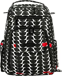 Ju-Ju-Be ONYX 系列 BE 右后背包式尿布袋 Black Widow