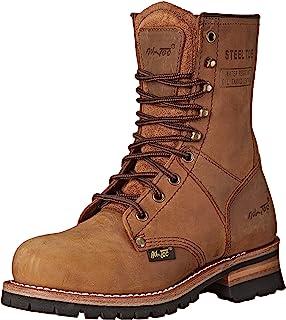 Adtec 女士工作靴 22.86 cm 钢头靴