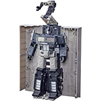 Transformers 变形金刚 塞伯坦的世代战争:地球崛起领袖宇宙擎天柱人物模型,适合8岁及以上儿童,7英寸(亚马逊…