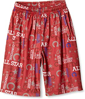 CONVERSE 匡威 迷你巴士 儿童用 五分裤 运动裤 带口袋 吸汗 速干 适合130厘米 儿童