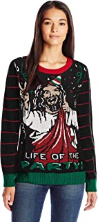 Ugly Christmas Sweater 女式 Life of The Party