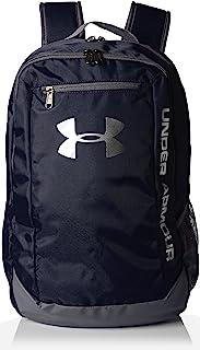 Under Armour 安德玛 男士UA Hustle背包LDWR防水包,带两个隔层和笔记本电脑存储