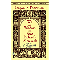 Wit and Wisdom from Poor Richard's Almanack (Dover Thrift Ed…