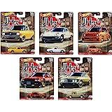 "Hotwheels Car culture 汽车文化 2020 Mix2 混装10台汽车模型 ""Japan Histor…"