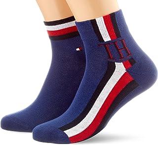 Tommy Hilfiger 汤米希尔费格男式小腿袜