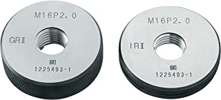 新泻精机 SK 极限螺纹量规 检测用 M6xP1.0 GRIR2-0610