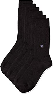 (郡是) Gunze 短袜 Polo カジュアルリブワンポイント 3双装