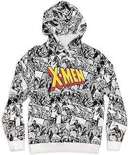 Marvel X 战警套头连帽衫