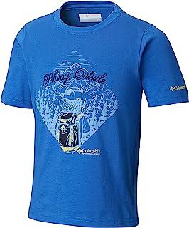 Columbia Camp Champs 短袖衬衫
