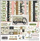 "Carta Bella Collection Kit 12""X12""-Spring Market"