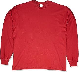Soffe 男式长袖棉质 T 恤
