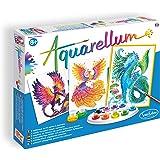 "Sentosphère 3906390 ""Aquarellum GM 神话动物""绘画套装"