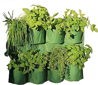Tierra Garden 50-1070 Haxnicks 草地墙花盆