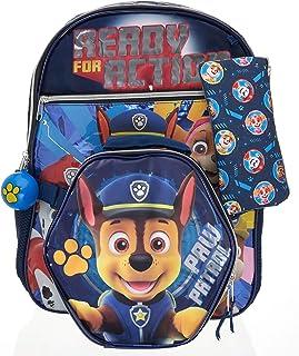 Paw Patrol 狗狗巡逻队 儿童背包5件套