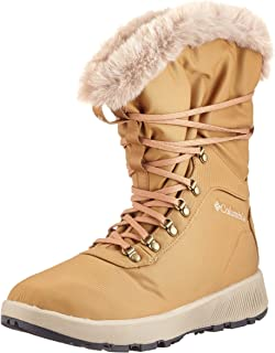 Columbia 哥伦比亚 女士 Slopeside Village Omni-Heat Hi 雪地靴