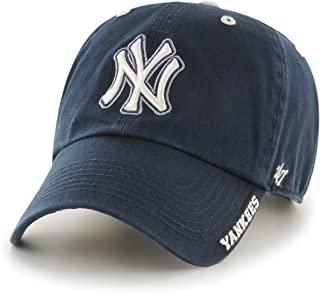 MLB New York 扬基队男士 47 棒球帽,海军蓝,单号