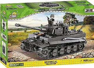 COBI Historical Collection 二战 PzKpfw VI 六号/虎式坦克,E-800件