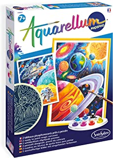 """Sentosphère 3906413 """"Aquarellum Phospho Cosmos""""绘画套装"""