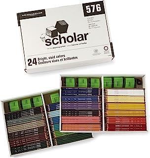 Prismacolor 套装木质彩色铅笔 课堂套装 Set of 576 多种颜色